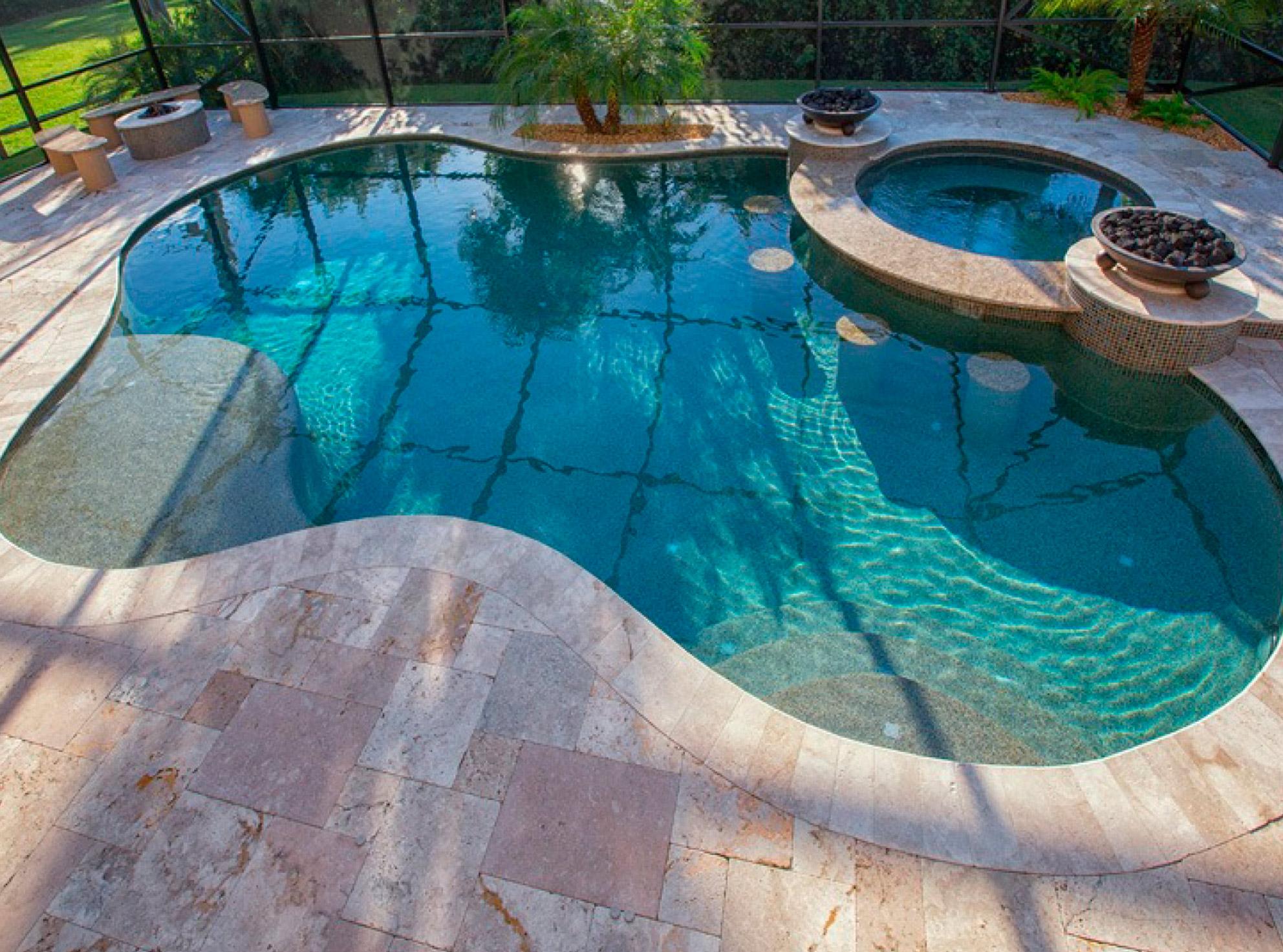 Revestimiento de piscinas todos los tipos en hidrosport - Tipo de piscinas ...
