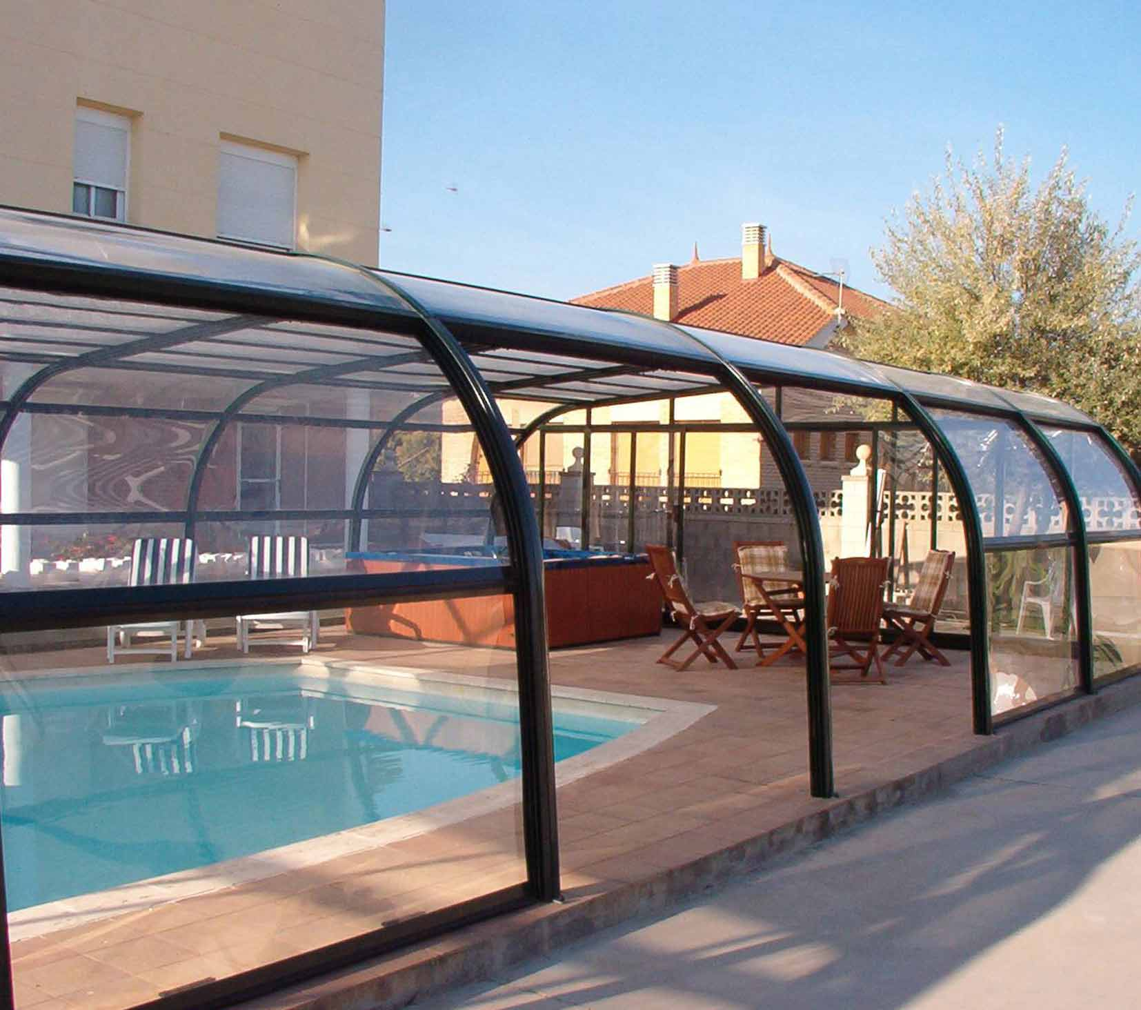 Complementos de piscinas en Motril